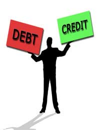Debt Credit Cards Loans Credit Reference